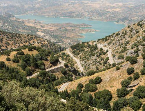 Bergstraßen und Ausichtspunkte